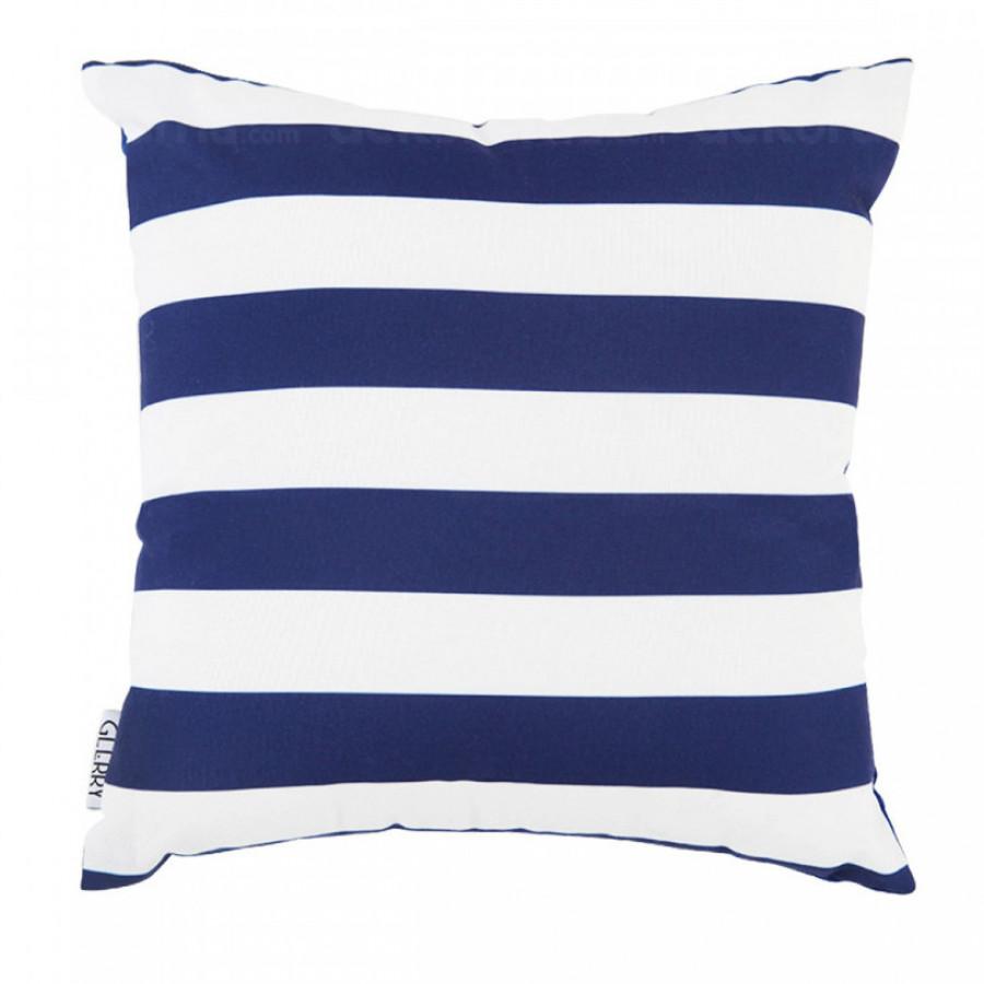 Deep Blue Cushion 40 x 40