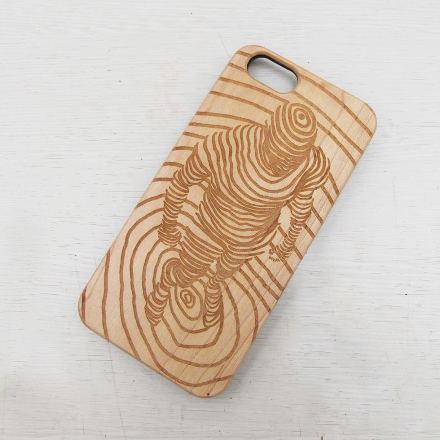 iPhone 6/6s Wood Case - MAPLE WOOD
