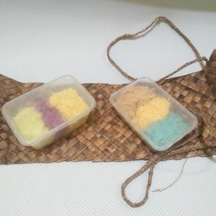 Bengok Valisete X Rambut Nenek_Tas Enceng Gondok Handmade