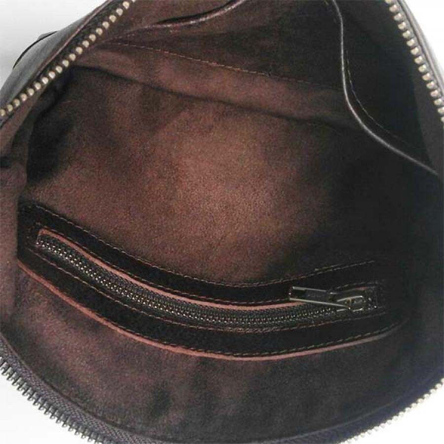 clucth bag/ tas clutch kulit asli sapi warna coklat ( clutch kulit )
