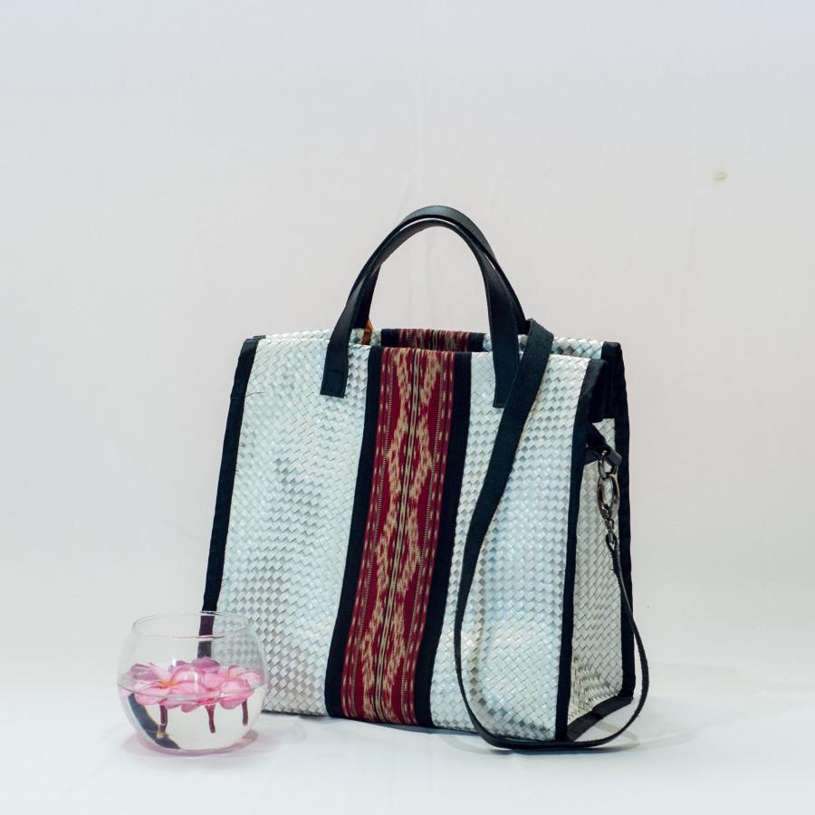 Tas daur ulang / recycle bag - Malika NTT