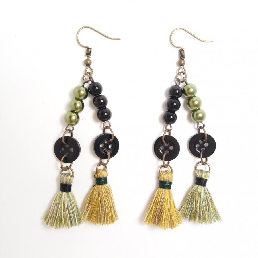 Hanbin Earring Anting Handmade