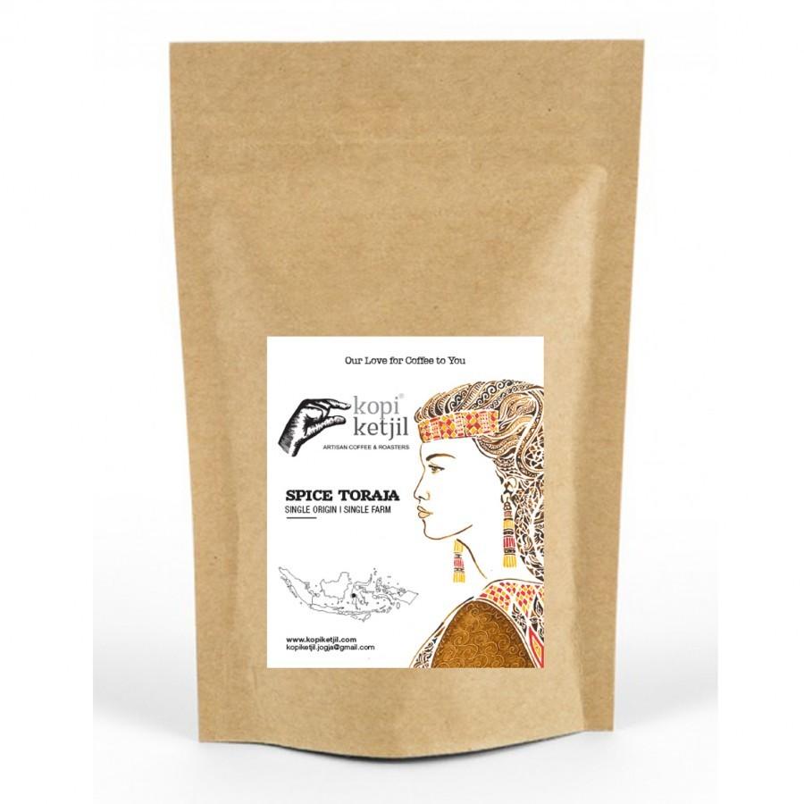 Spice Toraja Ground Coffee Beans