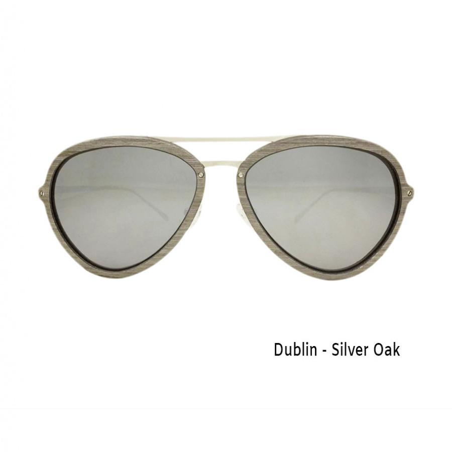 Kacamata Kayu Dublin