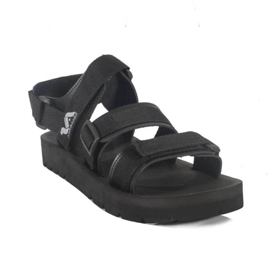 Lvnatica Footwear Alto Full Black Sendal Gunung Pria/Wanita Original