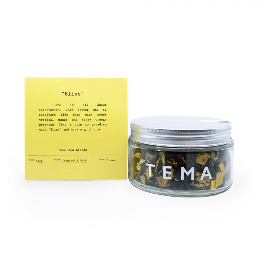 Bliss TEMA Tea - Jar