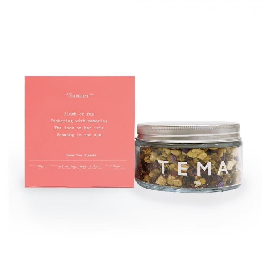 Summer TEMA Tea - Jar
