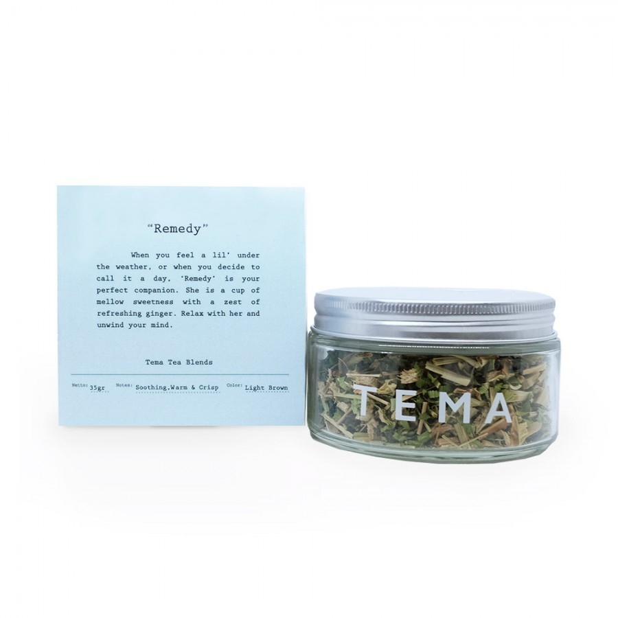 Remedy TEMA Tea - Jar