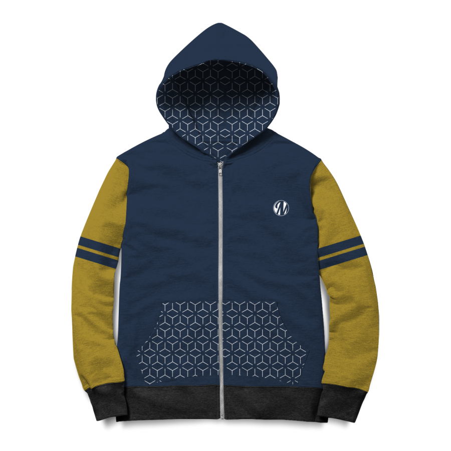 Mindtees Casual Edition IV (Hoodie Zipper)