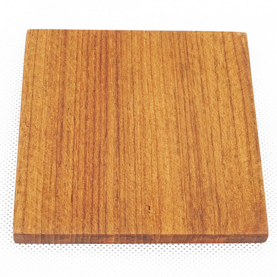 Solid Wood COASTER -CST Square