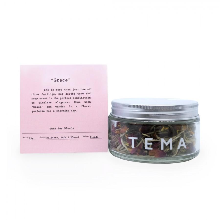 Grace TEMA Tea - Jar