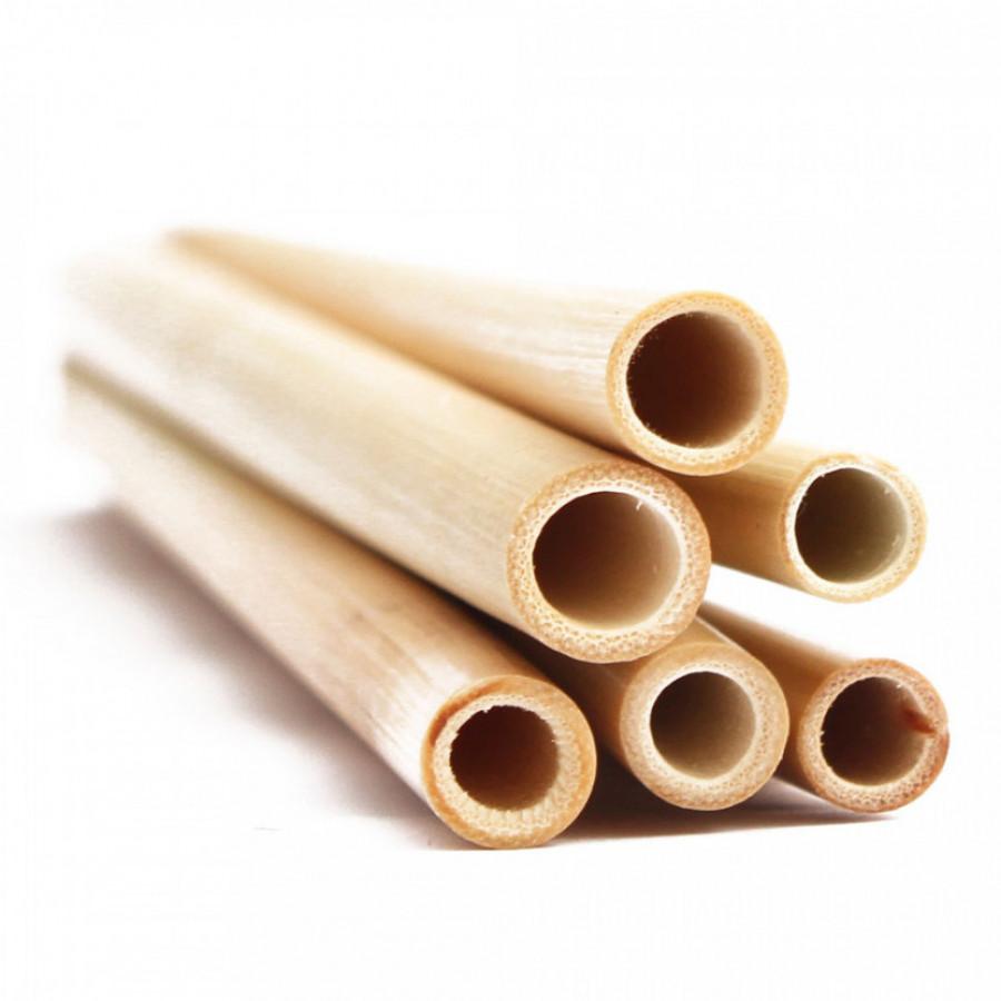 Solid Wood STRAW - STR Bamboo (6 pcs)