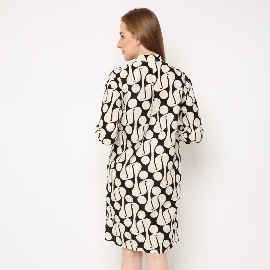 Batik Dirga Megatruh Dress Batik