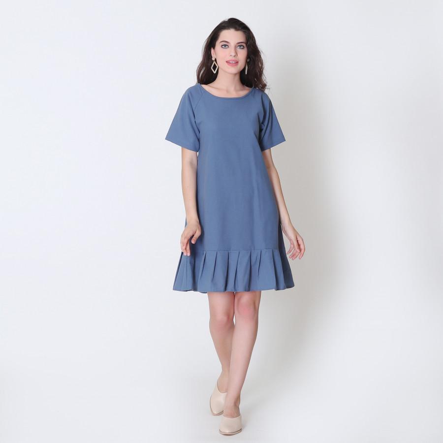 Furaha Zuri Linen Dress