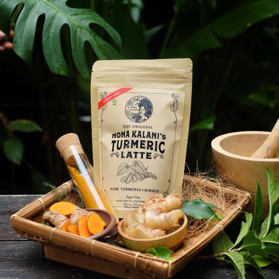 Nona Kalani's Turmeric & Ginger