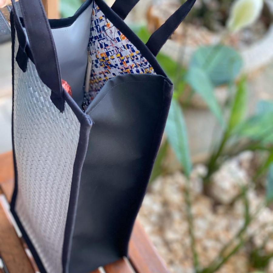 Tas daur ulang / Recycle Bag - Wine Bag (Single)