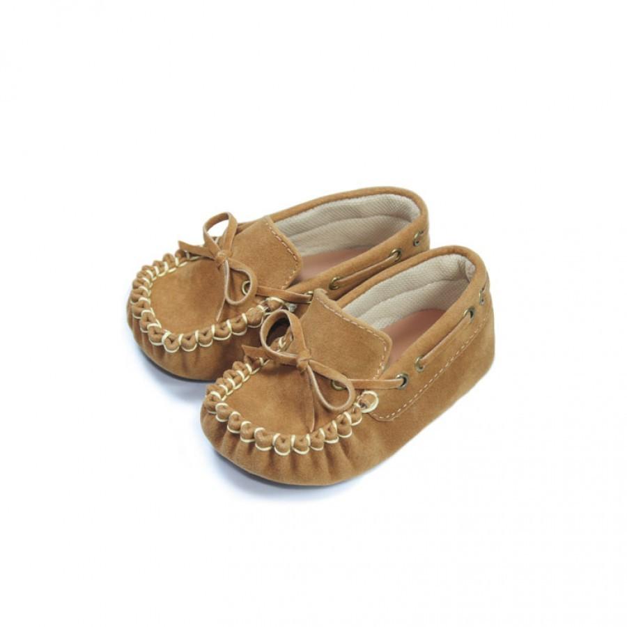 Sepatu Bayi Laki-laki Tamagoo-Marc Brown Baby Shoes Prewalker Murah ... 7462dc8f94