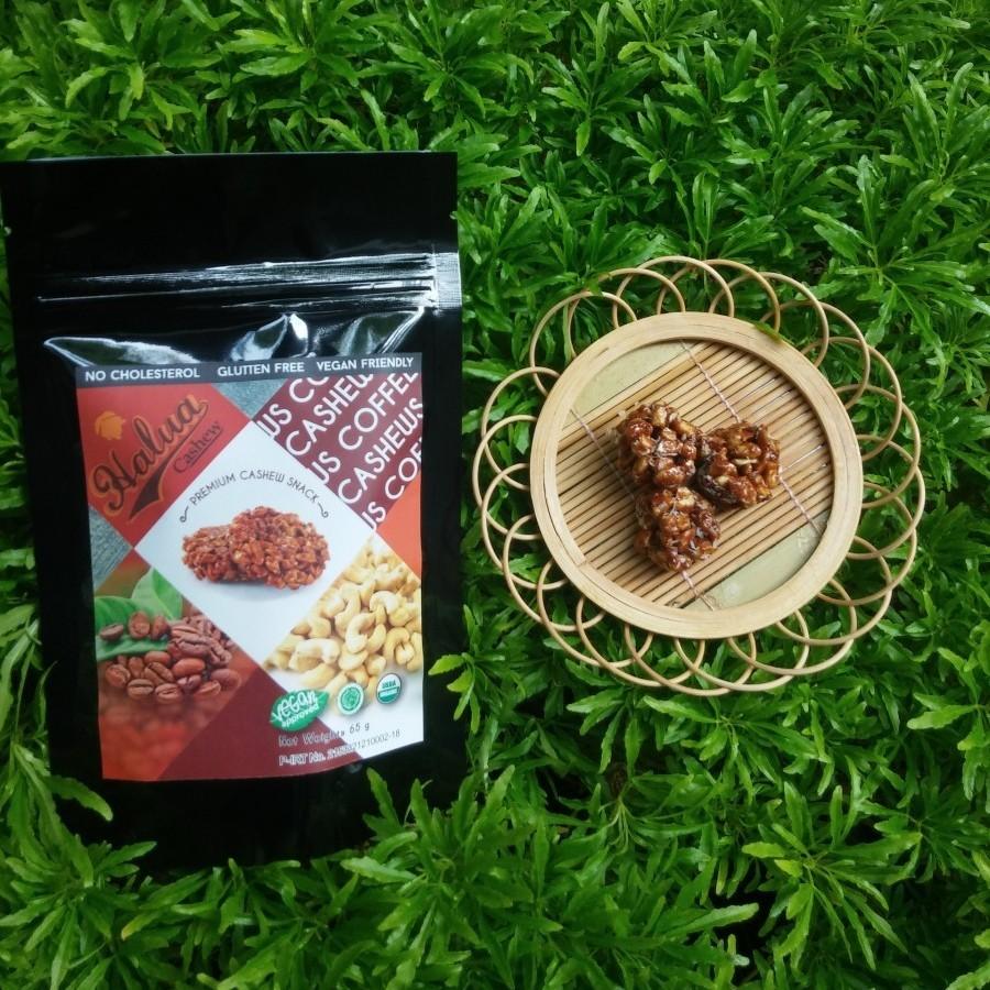 Halua Cashew Coffee