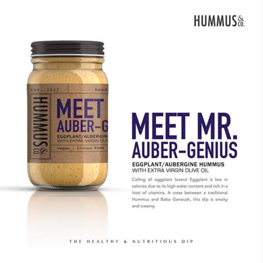 Meet Mr. Auber-Genius