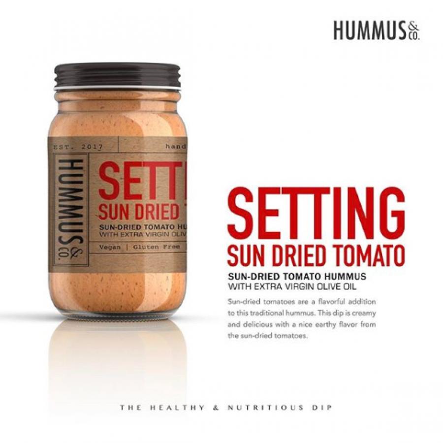 Setting Sun-Dried Tomato