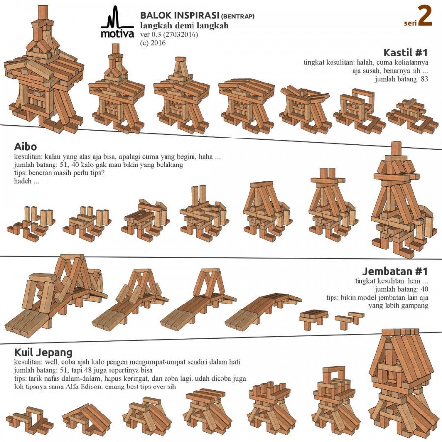 Bentrap - Creative Building Box (45pcs)