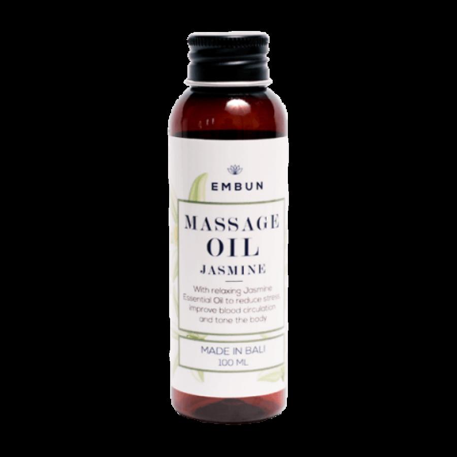 Massage Oil Jasmine 100 ml