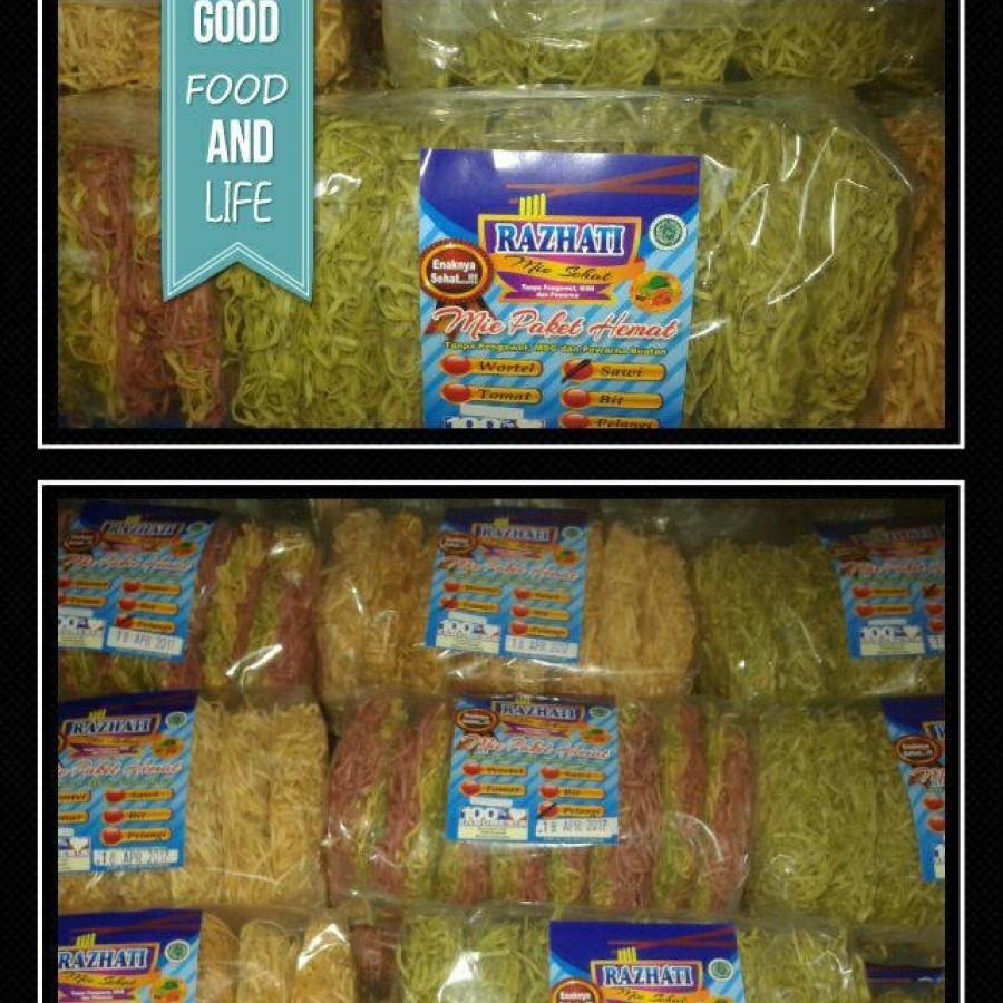 Mie Sehat Paket Hemat