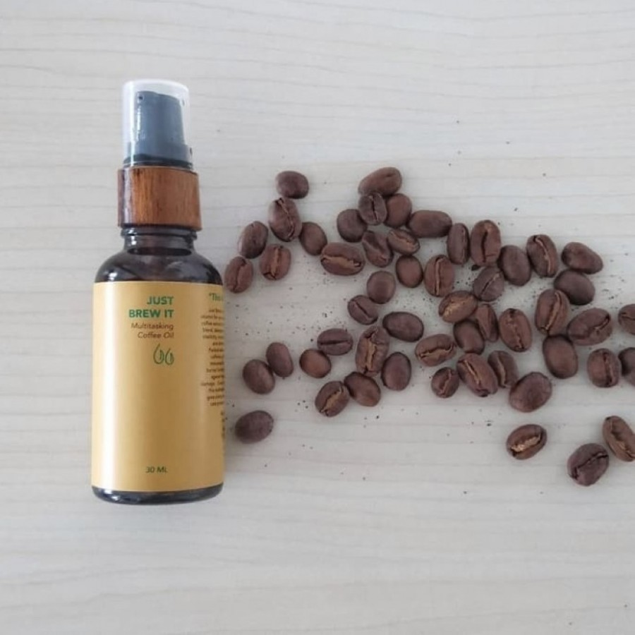 REBREW JUST BREW IT Multi-tasking Coffee Oil - Serum Kopi