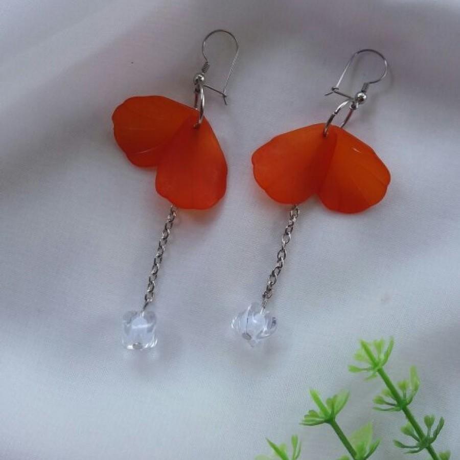 Anting Pixie Orange