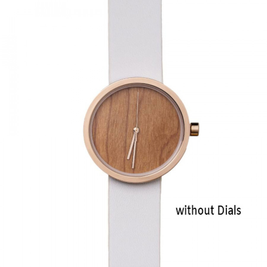 RHEA WOODEN WATCH