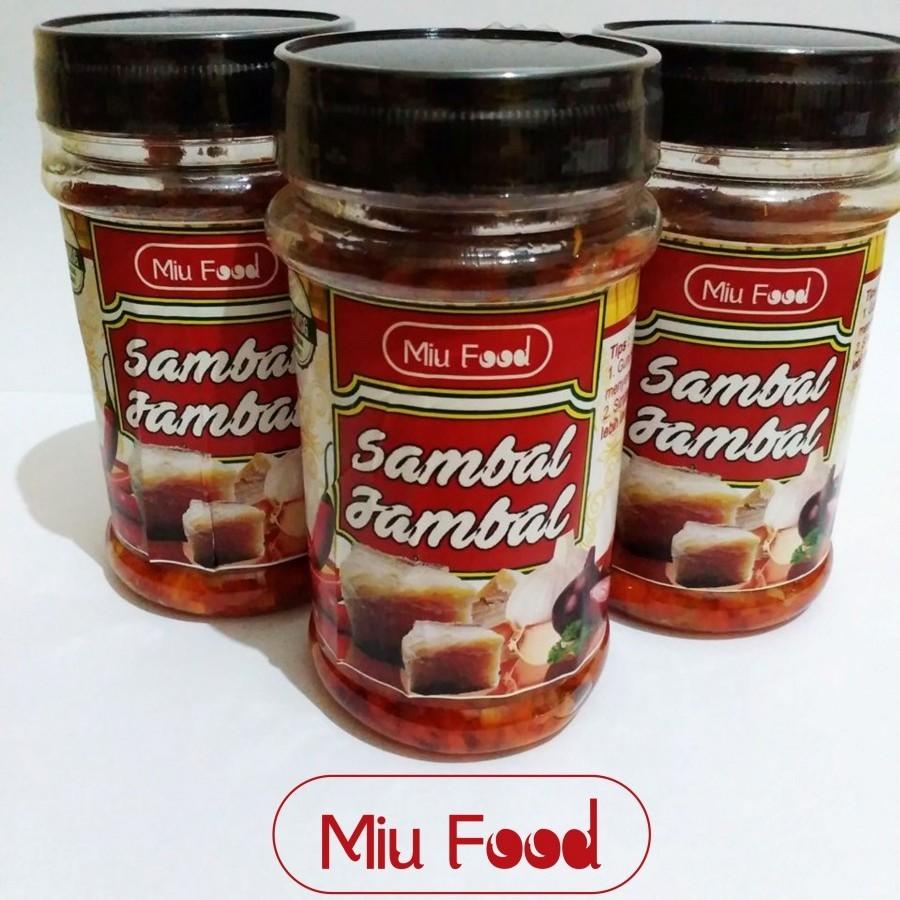 MIU Food Sambal Jambal
