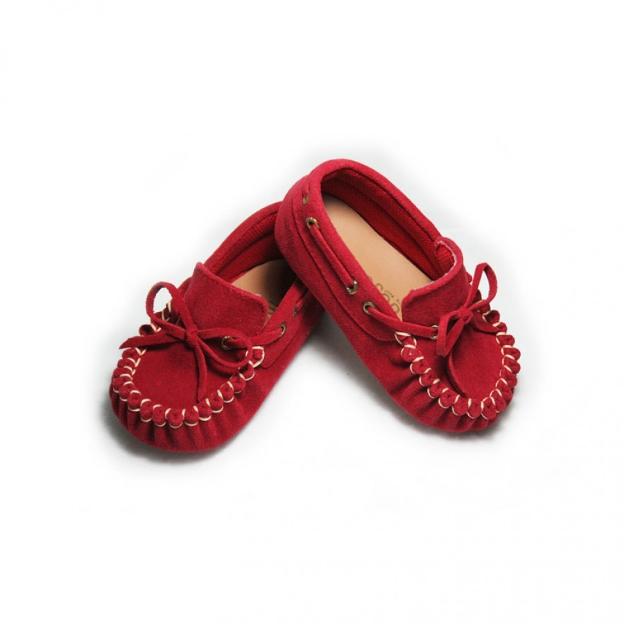 Sepatu Bayi Laki-laki Tamagoo-Marc Red Baby Shoes Prewalker Murah ... 3f58ace197