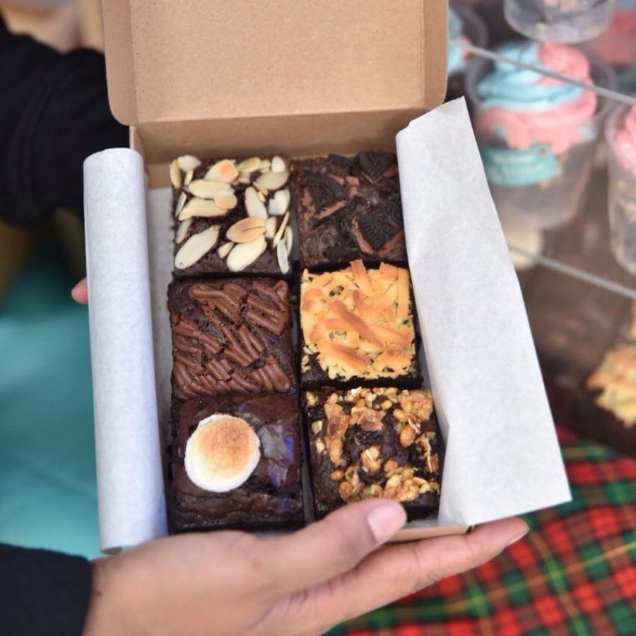 Brownies Bar mix 6 rasa