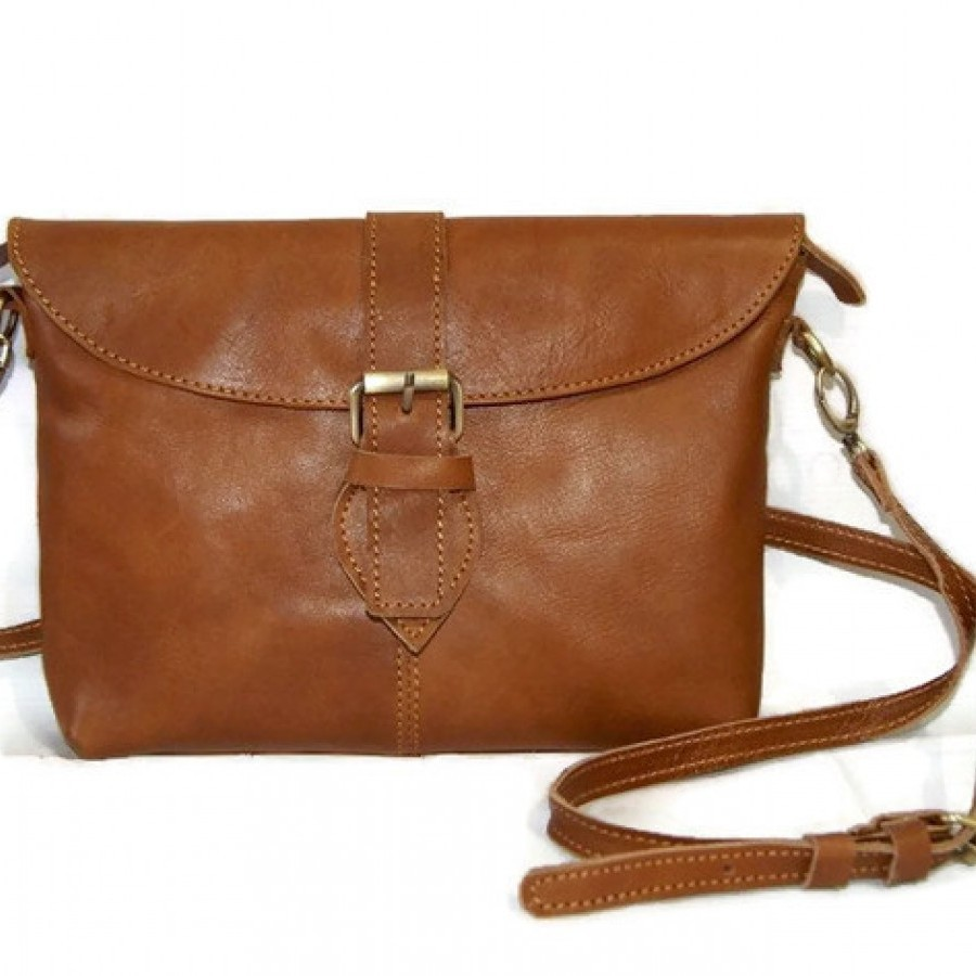 Tas Wanita Kulit Asli Premium 2 Mode   Selempang   Handbag Pouch