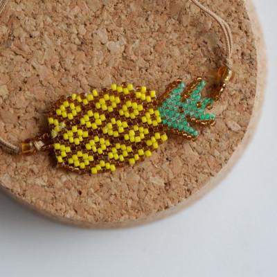 gelang-manik-pineapple