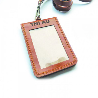 name-tag-id-kulit-asli-logo-tni-au-model-selip-saku-plus-tali-garansi-1-tahun-name-tag-id-card-holder