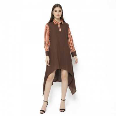 gesyal-dress-linen-asimetris-lurik