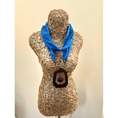 kalung-batik-kalung-handmade-kalung-unik-batik-kalung-gamelan-kalung-gong-gesyal-biru-tua