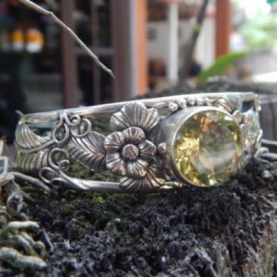 gelang-perak-motif-bunga-batu-citrine-100055