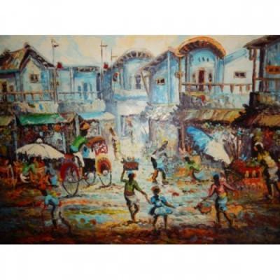 lukisan-abstrak-motif-pasar-seni-bali-100080