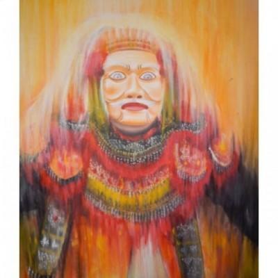lukisan-tradisional-motif-kesenian-bali-100093