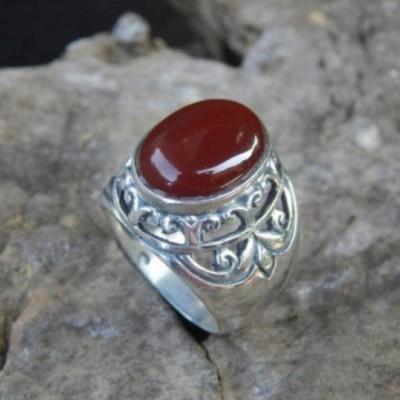 cincin-perak-motif-ukiran-bali-tembus-batu-cornelian-100129