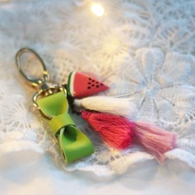 green-bow-watermelon