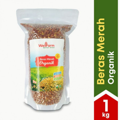 wellfarm-beras-merah-organik