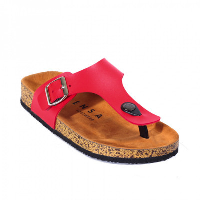 zensa-footwear-erina-red-sandal-slipper-wanita-orignal