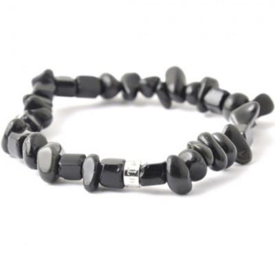 obsidian-chip-bracelet