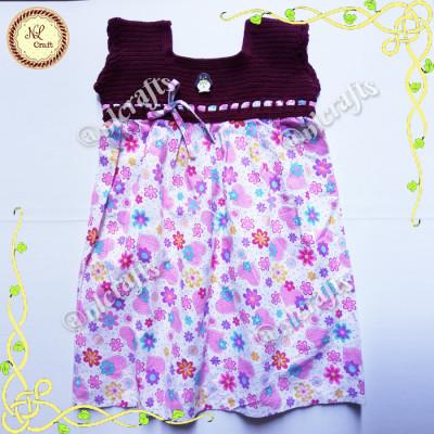 baju-anak-rajut-bunga