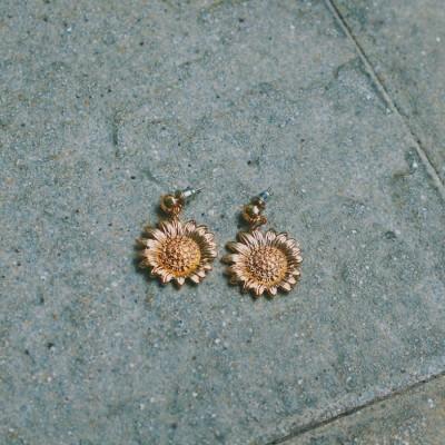 himawari-earrings