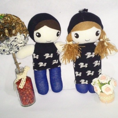 boneka-kaos-kaki-couple-series