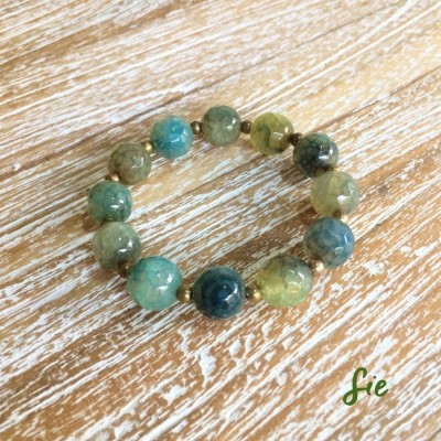 gelang-boho-batu-faceted-agate